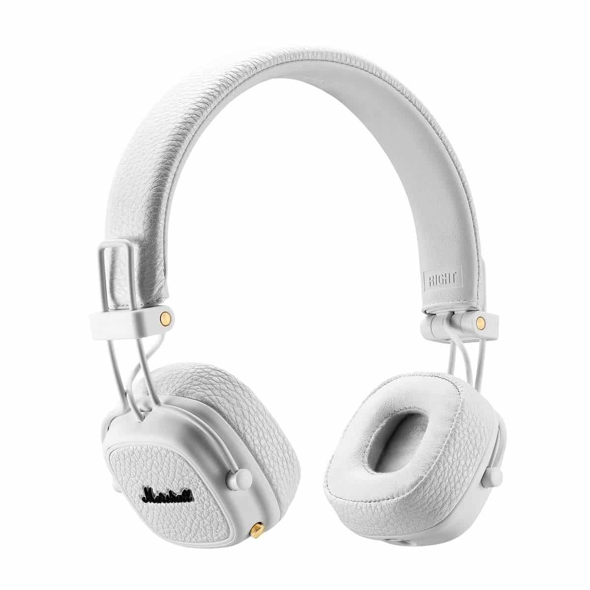 Auriculares de diadema Marshall Major III Blanco Bluetooth