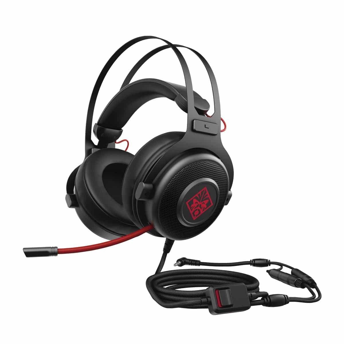 Auriculares Gaming con micrófono HP OMEN 800