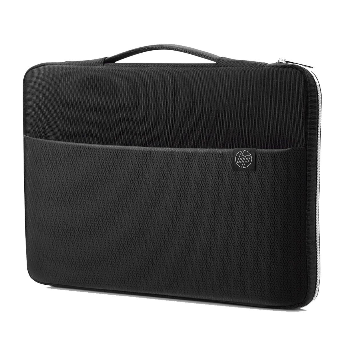 Funda negra HP para portátiles de 39,62 cm (15,6″)