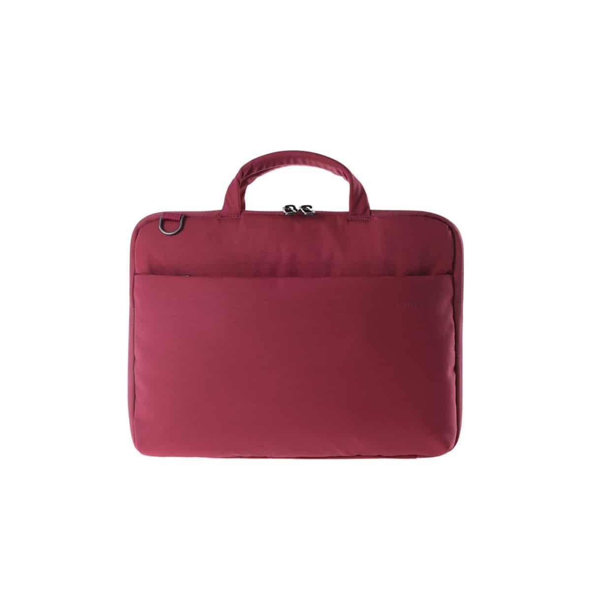 Maletín rojo Tucano Darkolor para portátiles hasta 35,56 cm (14″) y MacBook 13″