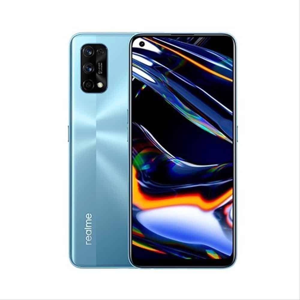 Movil Smartphone Realme 7 Pro 8Gb 128Gb Ds Silver
