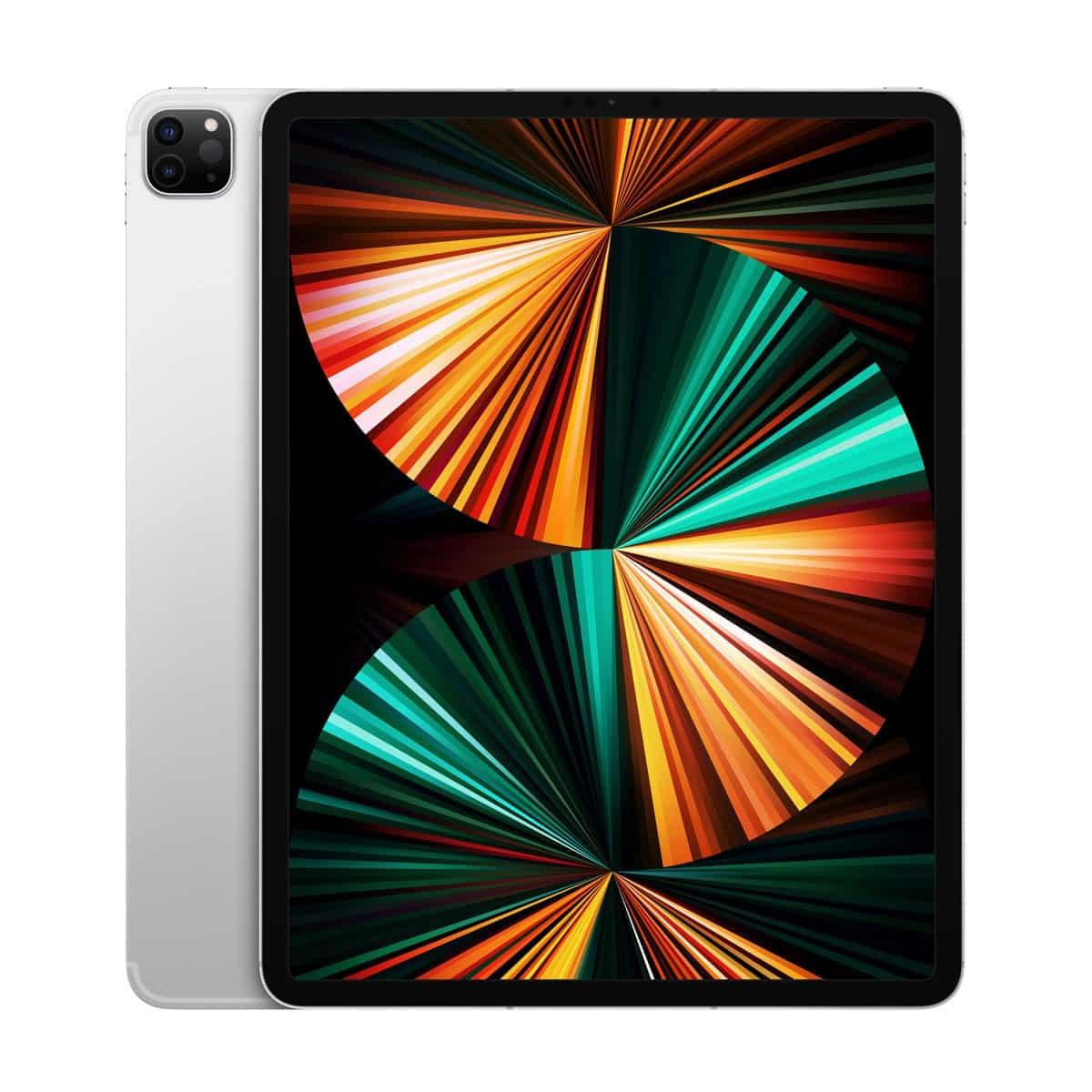 Nuevo iPad Pro 12.9, 256GB, Wi-Fi+Cellular Plata