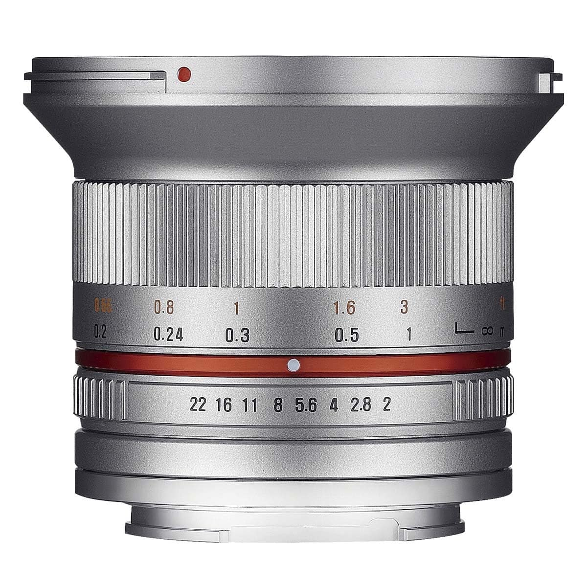 Objetivo Samyang 12 mm F2.0 NCS CS para montura Sony tipo E