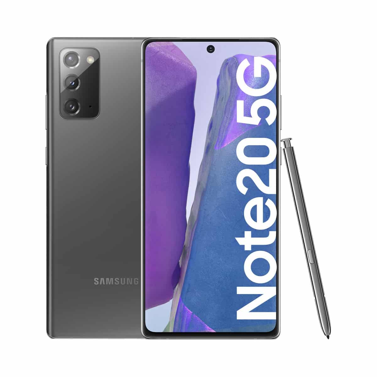 Samsung Galaxy Note20 5G, 8 GB + 256 GB Mystic Gray móvil libre