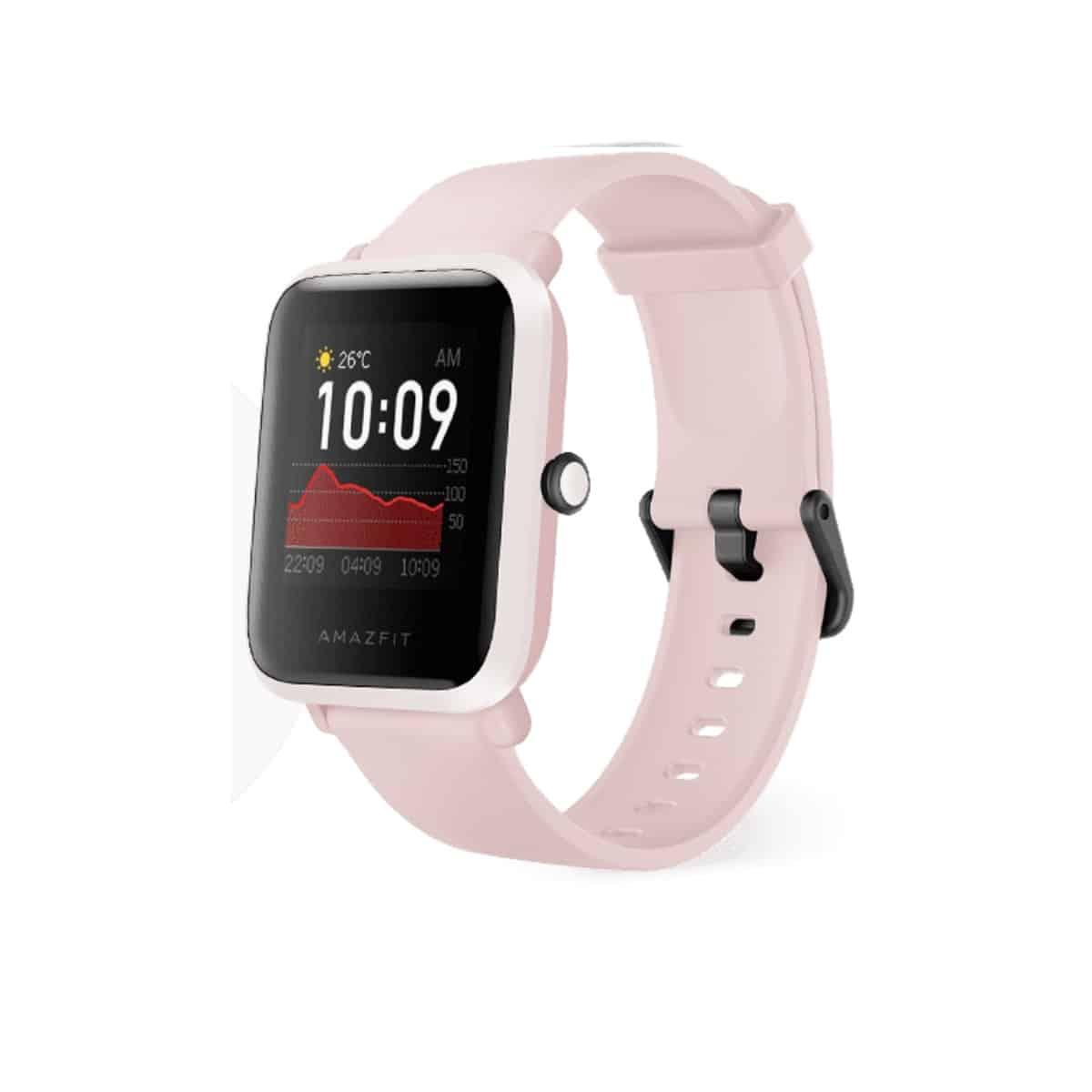 Smartwatch Amazfit Bip S Warm Pink